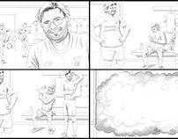 Nivea Storyboard