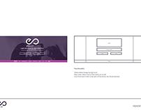 UEP - Atomic Design Component Concepts, Header & Footer