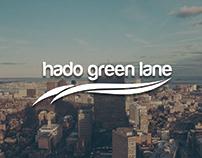 Branding   Hado Green Lane