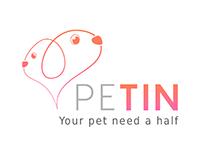 Petin - Marca para startup