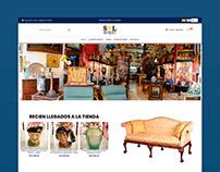 Sol Antiques | E-Commerce