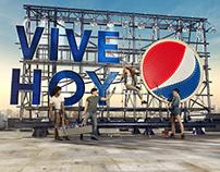 Pepsi Colombia Vive hoy