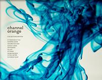 Frank Ocean 'Channel Orange' Collector's Edition & Site
