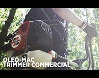Oleo-Mac Trimmer Commercial