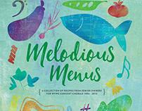 Melodious Menus