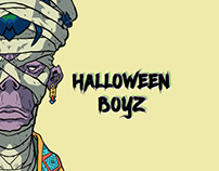 Halloween Boyz