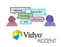 Vidyo Accent
