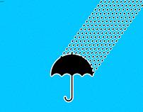 Il pianto degli ombrelli