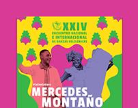 Festival de Danzas Folclóricas Mercedes Montaño