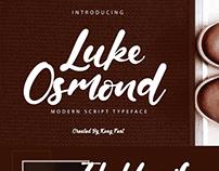 Luke Osmond