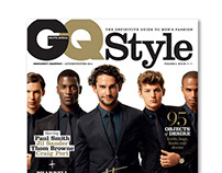 GQ Style South Africa Magazine