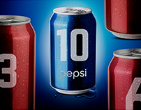 Pepsi / Post