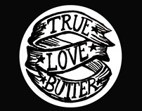 Logo True Love Butter
