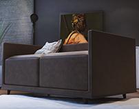 Liux 2 (2 seater sofa)- Revisted