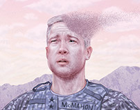 Brad Pitt War Machine - The Ringer