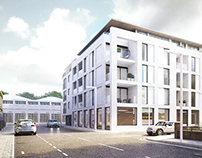 Residential block visualisation