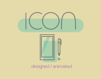 Animated Icon Design