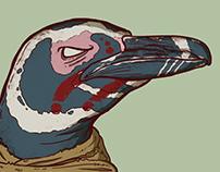Savage P - Penguins Serie