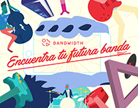 Bandwidth - Find Your Future Band