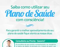 Newsletter - Saiba Como Utilizar seu Plano de Saúde