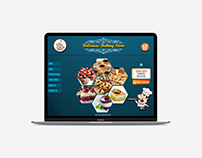 Delicious Baking Store Web Template