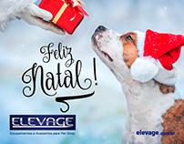 Rede Social Elevage - Postagens Natal 2016
