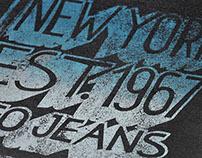 Prints #1 - Ufo Jeans