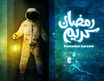 رمضان مع الفضائيين Ramadan Kareem