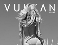 Vulcan Magazine - Treats On The Beach