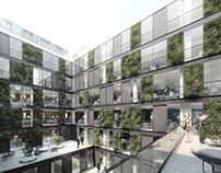 Rue La Fayette / Rue Cadet Paris 9