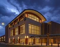El Paso International Airport ConRAC Facilities