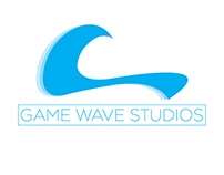 Game Wave Studios Business Cards
