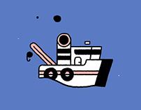 Doodle Boat ⛵