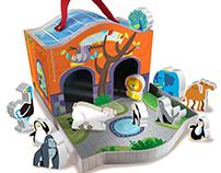 Zoo Playset