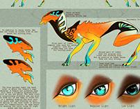 Flower Dragon: Wei