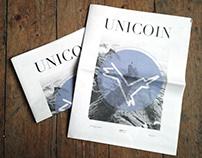 UNICOIN Newspaper