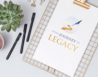 From Journey to Legacy Brand, Website and Workbook
