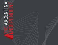 Rediseño de logo/TheArgentinaIndependent