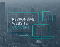Mobicom Web Site Concept