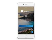 SmartBank Interaction Design