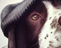 Digital Pet Paintings