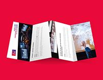 UP.GRADE – Flyer, Brochure & Website