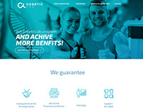 Website for DNA program