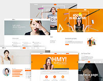 OHMY | Business theme