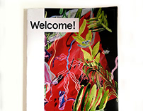 Pratt Institute Cover Illustration