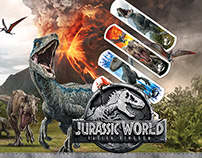 Jurassic World II - Bandages