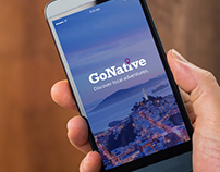 Go Native UX Prototype and Research