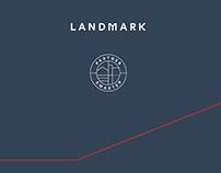 Landmark Property Brand Identity
