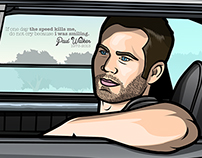 Paul Walker Tribute By CometLab