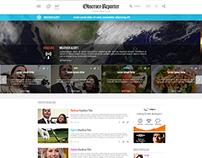 Observer Reporter - News Website